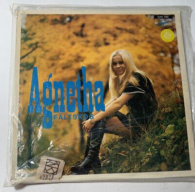 "ABBA""s Agnetha Faltskog Vinyl Record LP 1968 Cupol RARE"