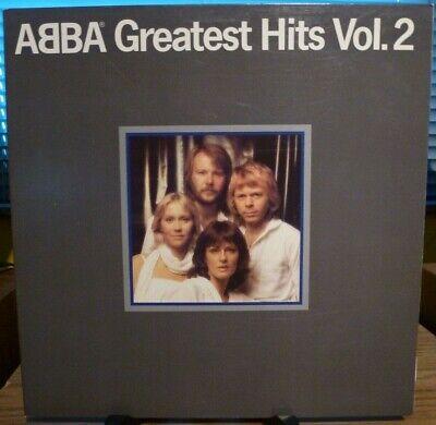 ABBA GREATEST HITS VOL 2 (1979) ATLANTIC  Excellent