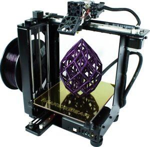 MAKERGEAR M2 3D PRINTER (Neuf/New) dans boite/ in the box