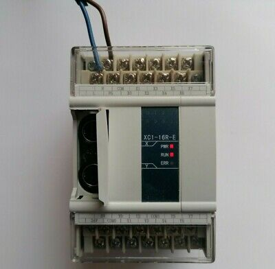 Xinje Plc Programmable Controller Xc1-16r-e Is In Good Condition Tested