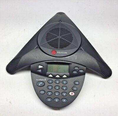 Polycom Soundstation 2 Expandable Conference Phone 2201-16200-001 No Module Incl