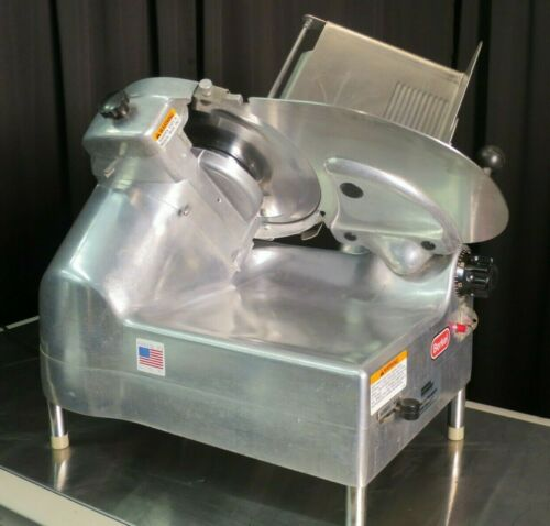 Berkel Commercial Auto-Manual Gravity Deli Slicer