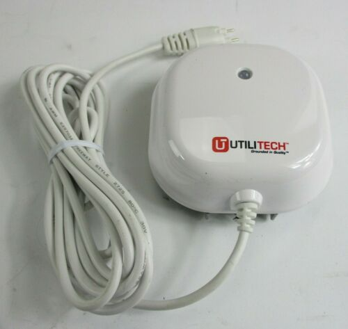 Iris Utilitech Wireless Water Leak Detector Z-wave Model: TST01-1 0422362