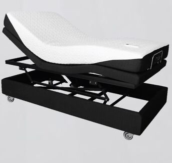 Electric bed king single
