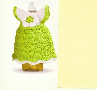 CLOTHESPIN BAG & SCRUBBIE DRESS CROCHET PATTERN INSTRUCTIONS Clothespin Bag Patterns