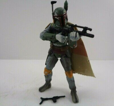 Star Wars Boba Fett Action Figure Ultimate Bounty Set Toys R' Us Exclusive 300th