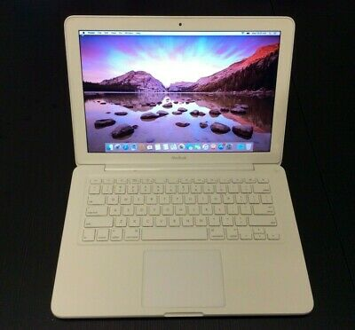 "MacBook Laptop 13"" (Mid-2010) Core 2 Duo 2.4 GHz, 2GB Ram, 320GB HD"