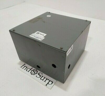 Dongan Transformer In An Enclosure Primary Volts 240x480 Secondary Volt 120