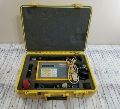 Micronics Portaflow Portable Ultrasonic Flow Meter