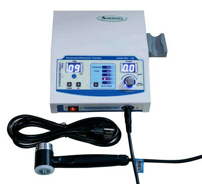 Super Pro Ultrasound Therapy Machine Ultrasound Physiotherapy Massager 1mhz Unit