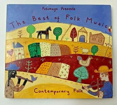 Putumayo Presents The Best of Folk Music: Contemporary Folk