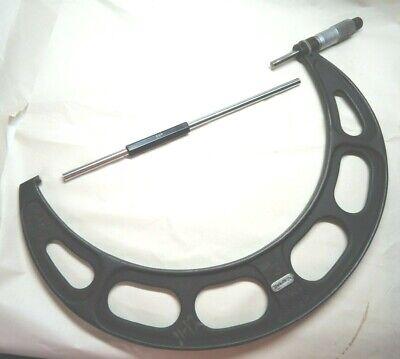 Starrett 11 - 12 Micrometer W 11 Standard
