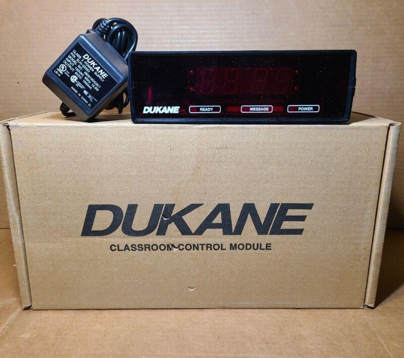 Dukane DSS5520 Digital Display Classroom Control Module 4 NEW