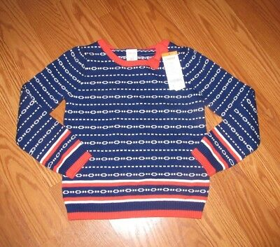 NWT GYMBOREE GIRLS SIZE S 5-6 PULLOVER SWEATER NEW