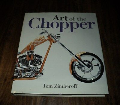 Used, Art of the Chopper 2003 Tom Zimberoff FN+  for sale  Homewood