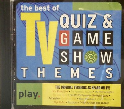THE BEST OF TV QUIZ & GAME SHOW THEMES - 20
