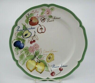 "VILLEROY BOCH FRENCH GARDEN ARLES DINNER PLATE - 10 1/4""  1404D"