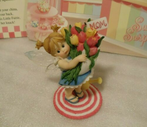 MY LITTLE KITCHEN FAIRIES - MOTHERS DAY TULIP - NIB - PERFECT MOTHERS DAY GIFT ?