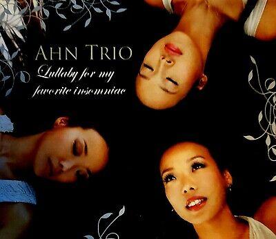 Lullaby for My Favorite Insomniac by Ahn Trio (CD, Apr-2008, RCA Red