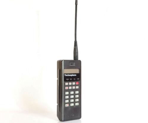 TECHNOPHONE PC 135A - MOBILE PHONE BRICK CELL VINTAGE RETRO RARE MOVIE