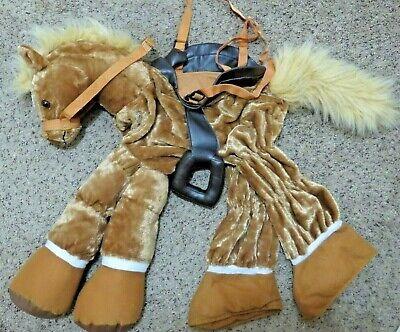 ✅ Chrisha Playful Plush Horse Toddler Infant Halloween Costume 12 to 18 Months - 12 To 18 Months Halloween Costumes