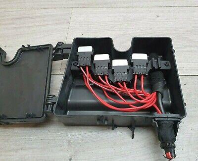 VOLKSWAGEN VW PHAETON 3.0TDI FUSE BOX FUSE RELAY CHAMBER BOX 3D0937128A