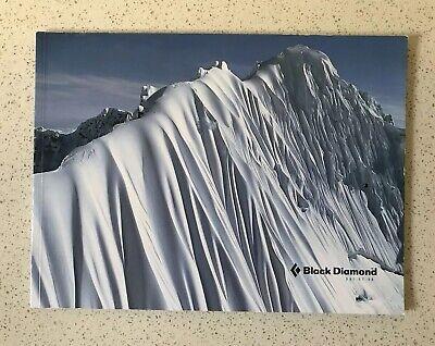 "Black Diamond Crimpin Ain't Easy Logo Sticker//Decal Climbing Ski Approx 3.5"""
