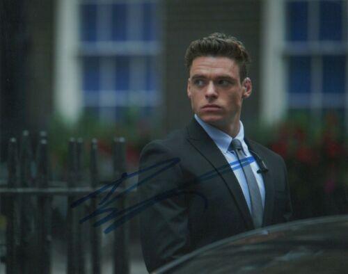 Richard Madden Bodyguard Autographed Signed 8x10 Photo COA #MR246