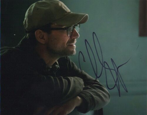 Christian Slater Mr Robot Autographed Signed 8x10 Photo COA #01
