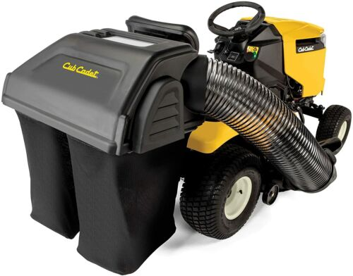 NEW Cub Cadet Double Bagger For 42- and 46-inch Decks    Free Shipping