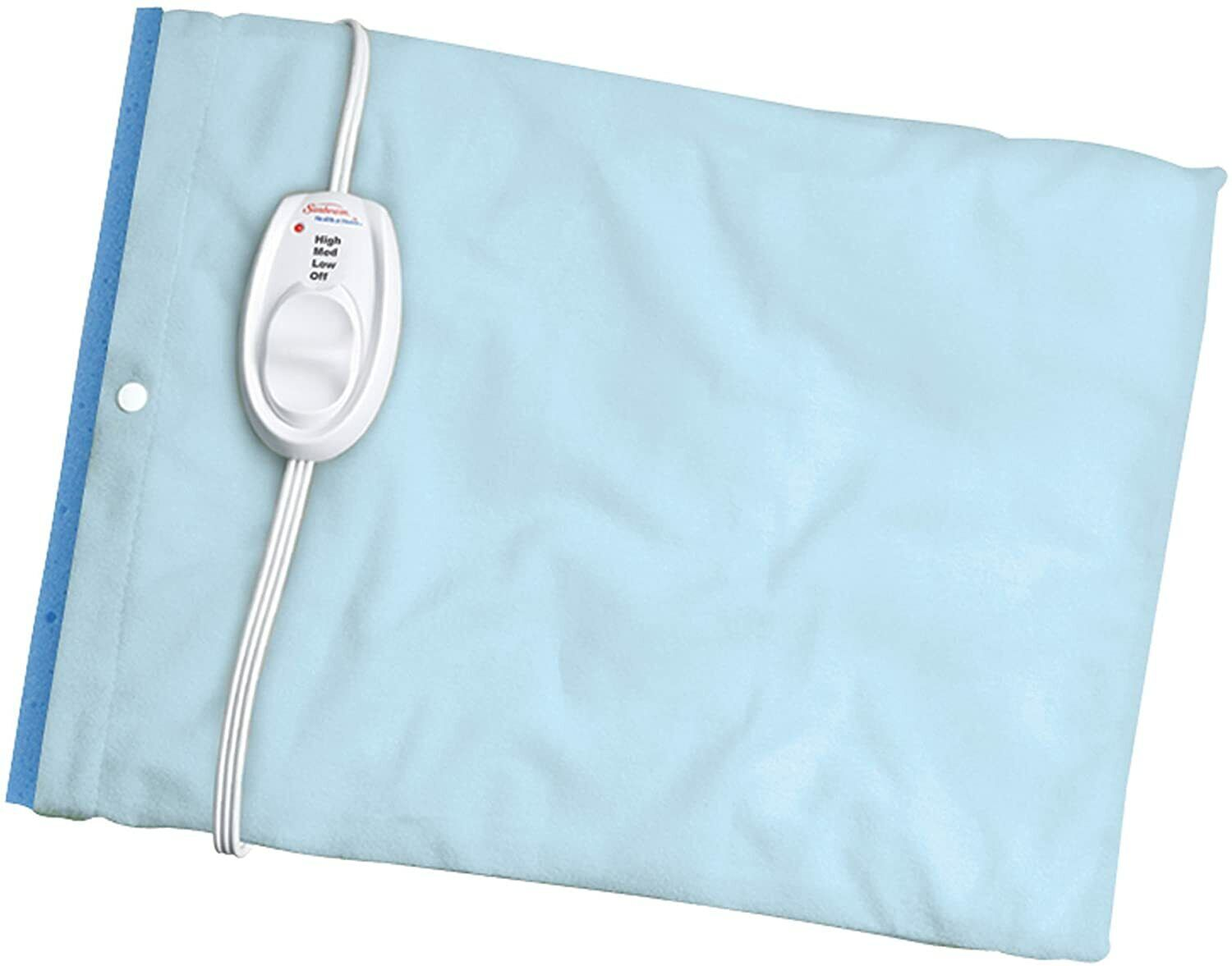 Sunbeam Heating Pad for Pain Relief-Standard Size UltraHeat,