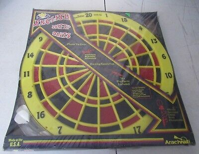 VTG Arachnid Dartboard English Soft-tip Darts