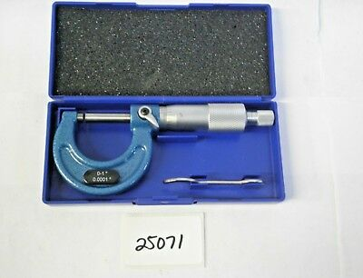 0 - 1 Outside Micrometer 408-01 New Pic25071