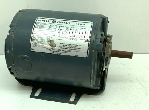 GE General Electric 5K33GN2 AC Motor 1/4HP 1725RPM 230/460V 3-Phase 1.4/.70A