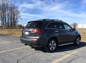 2012 MDX Tech package