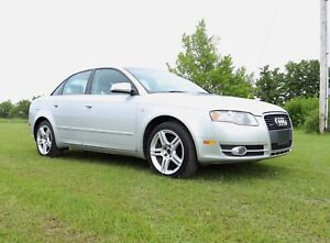 2006 Audi A4 2.0T AWD Safetied!