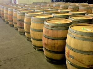 Wanted: Wine/Whiskey Barrels