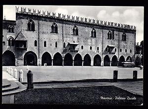 MANTOVA-CARTOLINA-PALAZZO-DUCALE-FG-N-ED-COMMISSIONARIA-TABACCAI-CAPELLO