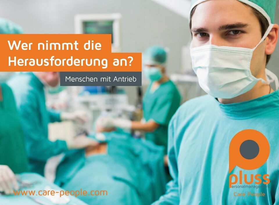 Operationstechnische Assistenz (m/w/d) gesucht! Ab 20€ in Warendorf