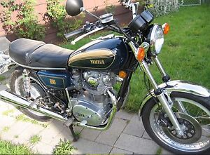 Looking for running XS650