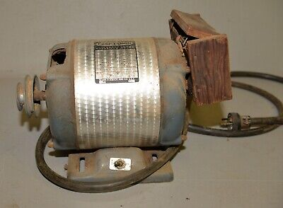 Craftsman 1 Hp Lathe Motor Forward Reverse Switch 3450 Rpm 150230 V 113.19062