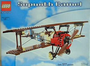 LEGO® 3451 SOPWITH CAMEL - DOPPELDECKER