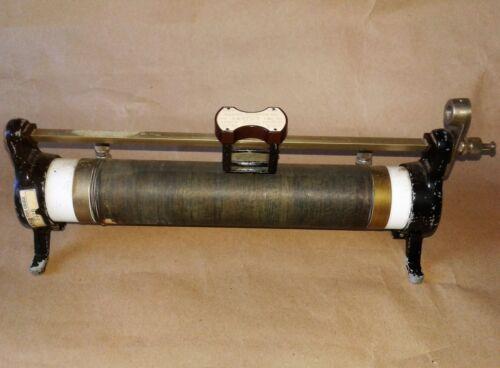 Vintage Central Scientific Co. Rheostat -CENCO - 44 Homs 3.1 Amps Project or LAB