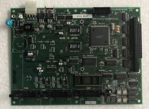 SHI Control Systems CCU50S00EBC G01 / Accretech UF3000 Prober Chiller CPU Board