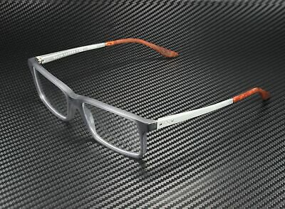 RALPH LAUREN RL6128 5510 Matte Grey Demo Lens 53 mm Men's Eyeglasses