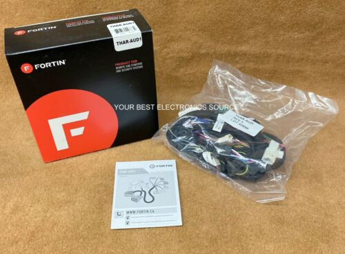 NEW Fortin THAR-AUD1 T-Harness for Select Audi Vehicles
