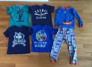 Vêtements garçon 4-5 ans