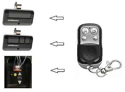 Chamberlain Garage Door Remote Transmitter 4 Button) 953EV-P2 - 953ESTD & (Chamberlain Garage Door Remotes)
