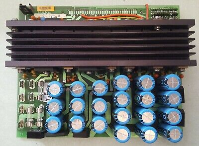 Leica Power Supply Board From A Tcs-nt Confocal Microscope Controller Crate