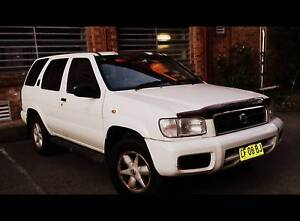 2003 Nissan Pathfinder Wagon Islington Newcastle Area Preview